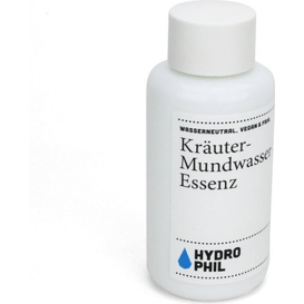 Hydrophil Ziołowy płyn do płukania ust - koncentrat
