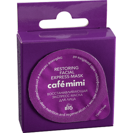 Cafe Mimi Maska do twarzy - Regenerująca