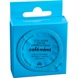 Cafe Mimi Maska do twarzy - Kolagenowa, 15 ml