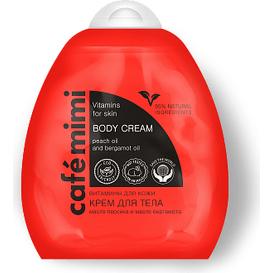 Cafe Mimi Krem do ciała - Witaminy dla skóry