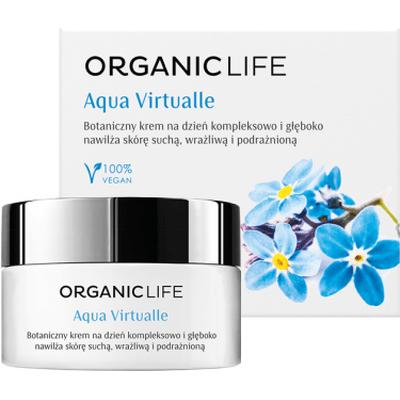Botaniczny krem na dzień nawilżający Organic Life