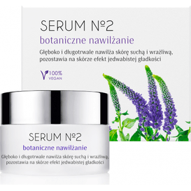 Organic Life Serum nr 2 Botaniczne nawilżanie, 50 g