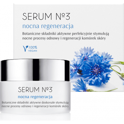 Serum nr 3 Nocna regeneracja Organic Life