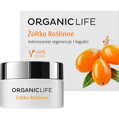 Fitoregulator Żółtko Roślinne - skóra wrażliwa i atopowa Organic Life