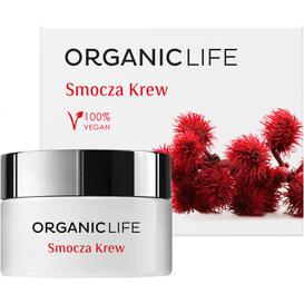 Organic Life Fitoregulator Smocza Krew - skóra sucha, wrażliwa, z trądzikiem różowatym