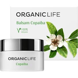 Organic Life Fitoregulator Balsam Copaiba - skóra atopowa, łuszczycowa