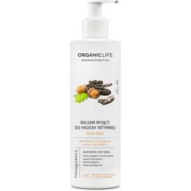 Organic Life Balsam myjący do higieny intymnej z wyciągiem z kory dębu