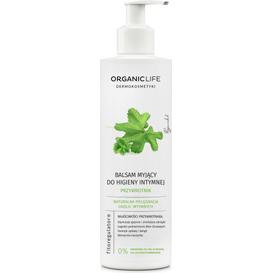 Organic Life Balsam myjący do higieny intymnej z wyciągiem z przywrotnika