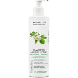 Organic Life Balsam myjący do higieny intymnej z wyciągiem z kasztanowca i rozmarynu