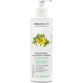 Organic Life Balsam myjący do higieny intymnej z wyciągiem z pięcornika srebrnego