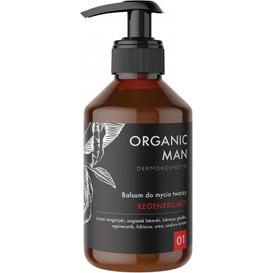 Organic Life Balsam do mycia twarzy regenerujący