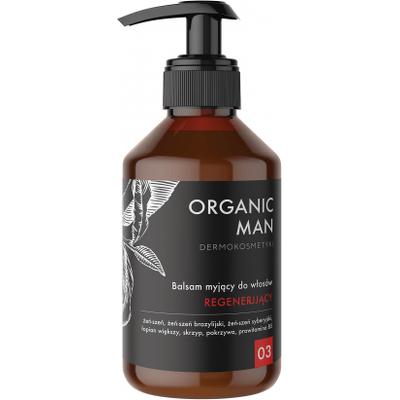 Balsam myjący do włosów regenerujący Organic Life