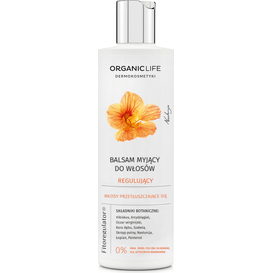 Organic Life Balsam myjący do włosów regulujący