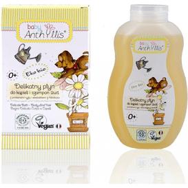 Pierpaoli Anthyllis Delikatny płyn do kąpieli i szampon 2w1