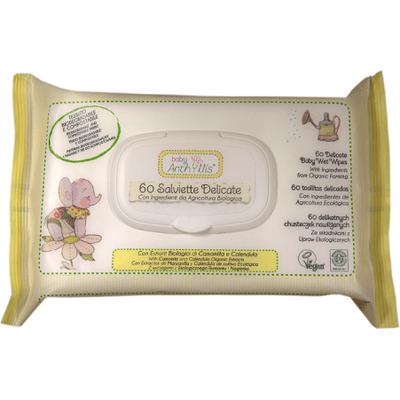 Chusteczki do pielęgnacji skóry dziecka 3w1 Pierpaoli Anthyllis