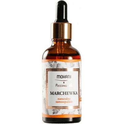 Olej marchewkowy (macerat) Mohani