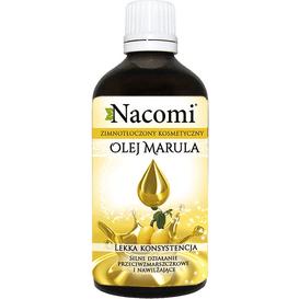 Nacomi Naturalny olej marula (data ważności: 11.2018)