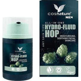 Cosnature Naturalny nawilżający fluid z wyciągiem z szyszek chmielu