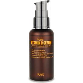 Purito Pure Vitamin C Serum - Przeciwzmarszczkowe serum z witaminą C