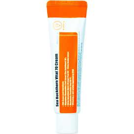 Purito Sea Buckthorn Vital 70 Cream - Krem rewitalizujący na bazie rokitnika, 50 g