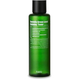 Purito Centella Green Level Calming Toner - Toner wygładzający na bazie wąkrotki azjatyckiej, 200 ml