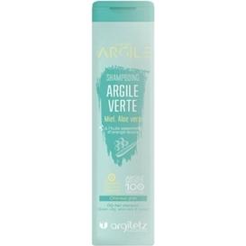 Argiletz Szampon na bazie zielonej glinki do włosów tłustych