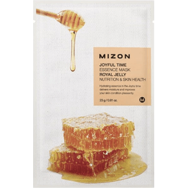 Mizon Joyful Time - Odżywcza maska w płacie - Royal Jelly