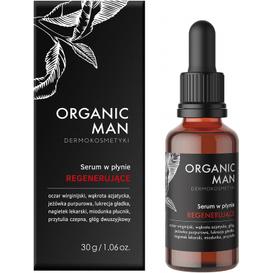 Organic Life Serum w płynie regenerujące, 30 g