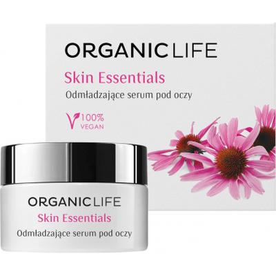 Odmładzające serum pod oczy - Skin Essentials Organic Life