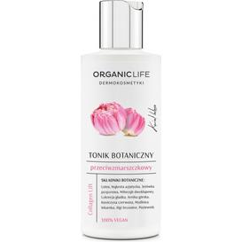 Organic Life Przeciwzmarszczkowy tonik botaniczny - Collagen Lift , 150 g