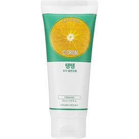 Holika Holika Głęboko oczyszczająca pianka do mycia twarzy - Daily Fresh Citron Cleansing Foam, 150 ml