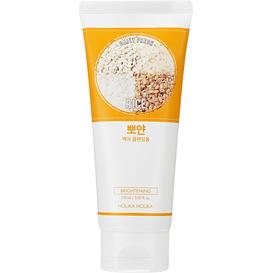 Holika Holika Rozjaśniająca pianka oczyszczająca do twarzy - Daily Fresh Rice Cleansing Foam, 150 ml
