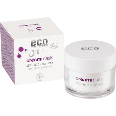Krem-maska z OPC, Q10 i kwasem hialuronowym Eco Cosmetics