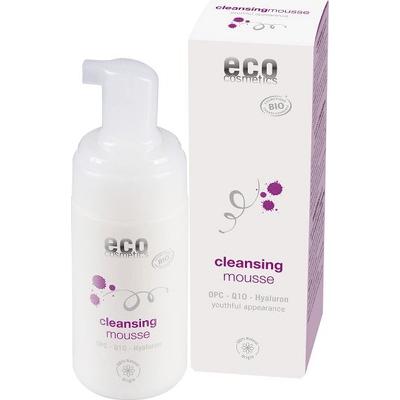 Pianka oczyszczająca z OPC Q10 i kwasem hialuronowym Eco Cosmetics