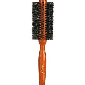 Donegal Nature Gift - Drewniana szczotko-lokówka do modelowania włosów średnia