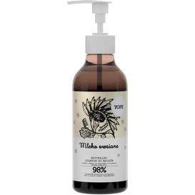 Yope Szampon do włosów normalnych - Mleko owsiane, 300 ml