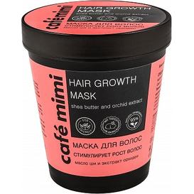 Cafe Mimi Maska do włosów - Aktywacja wzrostu
