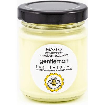 Masło do twarzy i ciała - Gentleman Miodowa Mydlarnia