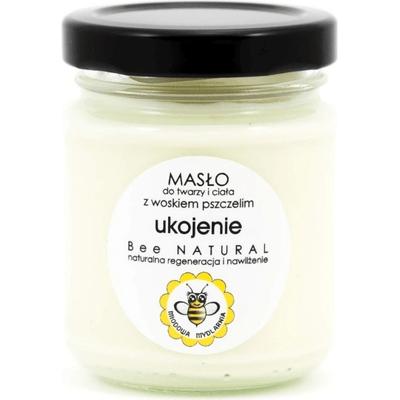 Masło do twarzy i ciała - Ukojenie Miodowa Mydlarnia