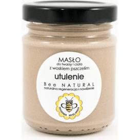 Miodowa Mydlarnia Masło do twarzy i ciała - Utulenie, 65 g