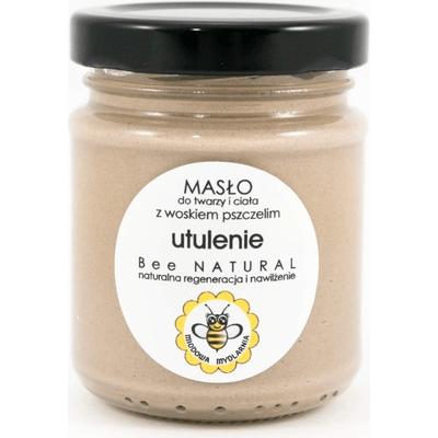 Masło do twarzy i ciała - Utulenie Miodowa Mydlarnia