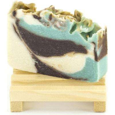 Mydło naturalne - Nawilżające z cynkiem Miodowa Mydlarnia