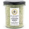 Sól do kąpieli - Cytrynowa werbena