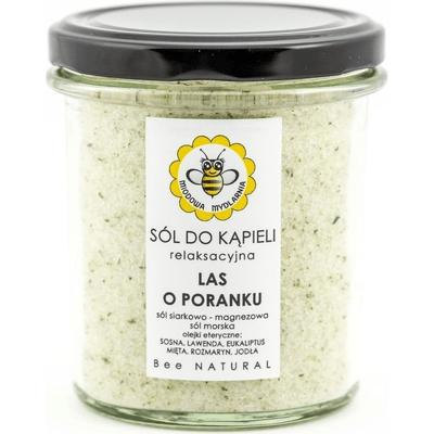 Sól do kąpieli - Las o poranku Miodowa Mydlarnia