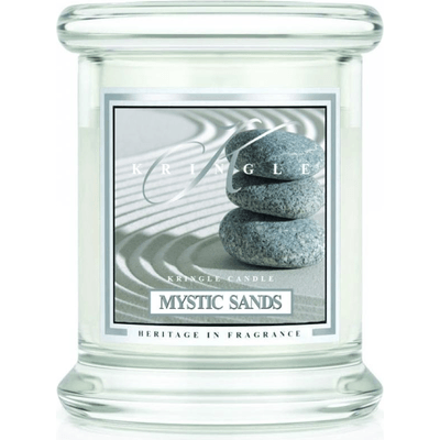 Świeca w słoiku mini - Mystic Sands Kringle Candle
