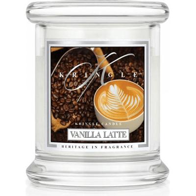 Świeca w słoiku mini - Vanilla Latte Kringle Candle