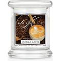 Świeca w słoiku mini - Vanilla Latte
