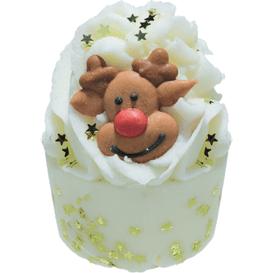 Bomb Cosmetics Kremowa babeczka do kąpieli - Rudolf