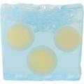 Mydło glicerynowe - Śnieżna kula z miętą