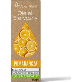 Vera-Nord Olejek eteryczny - Pomarańcza, 10 ml